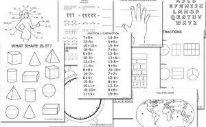 free printable worksheets kids