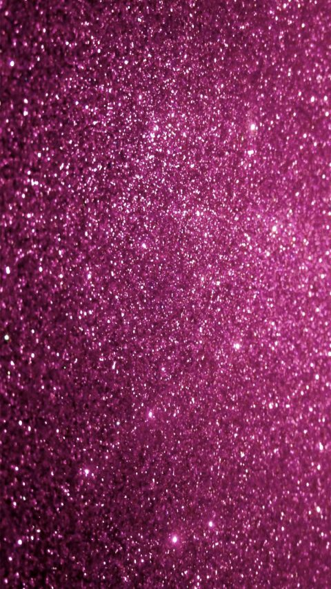Glitter Pink Purple